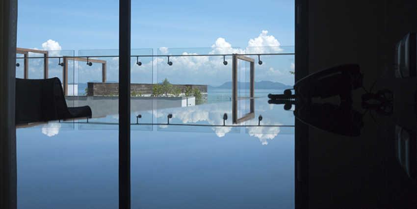 Koh Sirey Appartamento Deluxe Nchantra con piscina