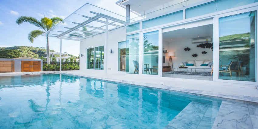 Kamala Villa Skylight 2 camere e piscina