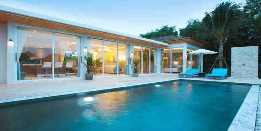 Nai Harn villa Signature 3 camere e piscina